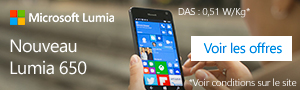 Assistance Microsoft Lumia 650