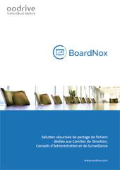 Solution sécurisée de partage de fichiers dédiée aux Comités de Direction, Conseils d'Administration et de Surveillance