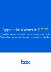 Apprendre à aimer le RGPD
