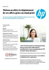 Thélem accélère le déploiement de ses offres grâce au cloud privé