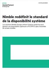 Nimble redéfinit le standard de la disponibilité système