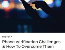 7 défis de vérification de votre téléphone