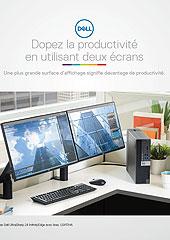Dopez la productivité en utilisant deux écransBoost-productivity-with-dual-monitors