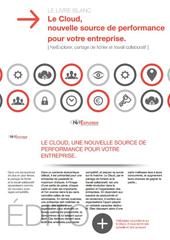 Le Cloud, nouvelle source de performance dans votre entreprise