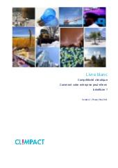Compétitivité Climatique : Comment votre entreprise peut-elle en bénéficier ?