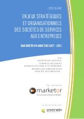 Enjeux stratégiques et organisationnels des sociétés de services aux entreprises
