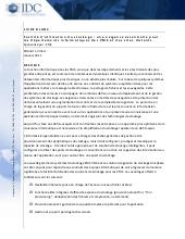 Facilité d'utilisation du stockage : une exigence essentielle pour les départements informatiques des PME et des sites distants