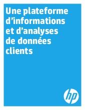 Une plateforme d'informations et d'analyses de données clients