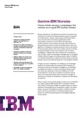 Gamme IBM Storwize