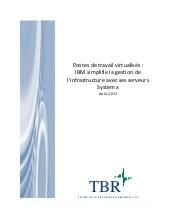 IBM simplifie la gestion de l'infrastructure avec ses serveurs System x