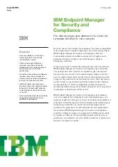 Ultra mobilité, quel impact sur l'architecture IT ? Découvrez les solutions IBM