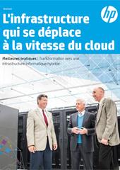 L'infrastructure qui se déplace à la vitesse du cloud