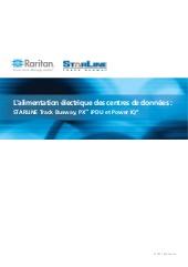 L'alimentation électrique des centres de données