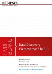 Data Discovery, l'alternance à la BI