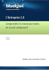 L'Entreprise 2.0 : comprendre les nouveaux modes de travail collaboratif