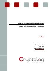 Contractualisation en ligne : Réussir son projet de signature électronique