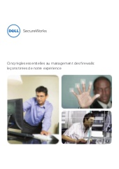 Cinq règles essentielles au management des firewalls