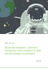 Besoin de révolution : Comment transformer votre entreprise à l'aide des technologies numériques