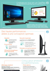 Ordinateurs tout-en-un OptiPlex