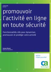 Promouvoir l'activité en ligne en toute sécurité