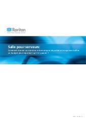 Salles pour serveurs:comment donner aux services informatiques de petites et moyennes tailles un budget plus important qu'il n'y parait?