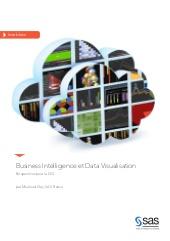 Business Intelligence et Data Visualisation