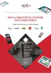 Doper la productivité de l'entreprise par les usages mobiles