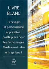 Quelle place pour les technologies Flash au sein des entreprises ?
