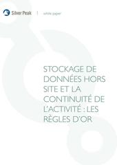 Stockage de données hors site et la continuité de l'activité : les règles d'or