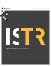 Internet Security Threat Report 2013 (Livre Blanc en anglais)