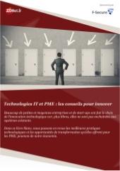 Technologies IT et PME : les conseils pour innover