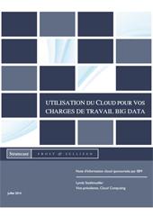 Utilisation du Cloud pour vos charges de travail Big Data