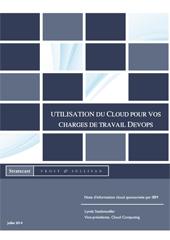 Utilisation du Cloud pour vos charges de travail DevOps