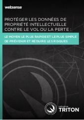 Protéger les données de propriété intellectuelle contre le vol ou la perte