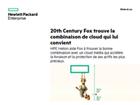 20th Century Fox trouve la combinaison cloud qui lui convient