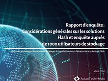 Rapport d'enquête : Considérations générales sur les solutions Flash