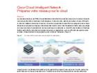 Cisco Cloud Intelligent Network : Préparez votre réseau pour le cloud