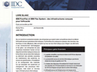 IBM PureFlex et IBM Flex System : des infrastructures conçues pour l'efficacité