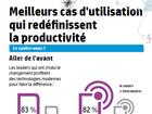 Meilleurs cas d'utilisation qui redéfinissent la productivité