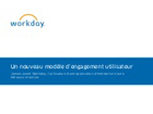 Un nouveau modèle d'engagement utilisateur
