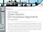 Open Source : De nouveaux arguments