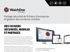 Partage sécurisé de fichiers d'entreprise et gestion des contenus mobiles