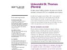 La plate-forme SoftLayer facilite le développement de l'Université St.Thomas