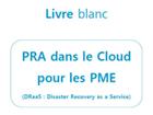 PRA dans le Cloud pour les PME
