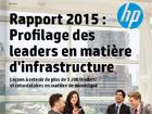 Rapport 2015 : Profilage des leaders en matière d'infrastructure