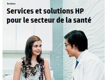 Services et solutions HP pour le secteur de la santé