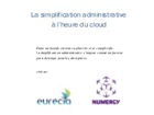 La simplification administrative à l'heure du Cloud