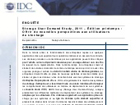 Storage User Demand Study, 2011 - Edition printemps : Offrir de nouvelles perspectives aux utilisateurs du stockage